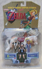 Legend of Zelda IMPA W/ HORSE ACTION FIGURE, Ocarina of Time, Mint on Card
