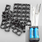 20x2 18650 Battery Spacer Radiating Holder Bracket EV Electric Car Bike Toy DIY