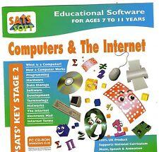 Computer e Internet saturazione Key STAGE 2 età 7 a 11 anni di Windows 95, 98, XP