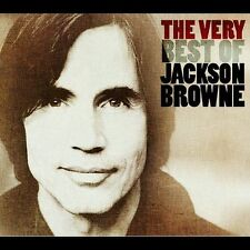 The Very Best of Jackson Browne by Jackson Browne (CD, Mar-2004, 2 Discs,...