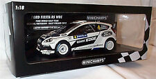 Ford Fiesta Rs Wrc Solberg Patters.Rally Finland 2012 Minichamps 1:18 151120804