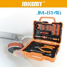JAKEMY JM-8146 47 in 1 Screwdrivers Set Household Maintenance Hand Tools Kit