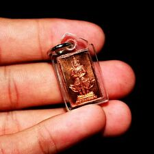 Thai Amulet Authentic WESSUWAN Lord of Giant LP Somchai Protection Evil Spirit