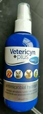 Vetericyn Plus Antimicrobial HydroGel Spray 8 fl oz - Skin Irritations All Pets
