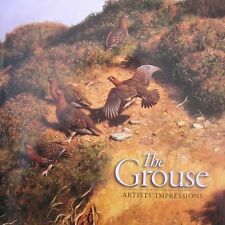 GUDGEON SIMON SHOOTING BOOK GROUSE ARTISTS IMPRESSIONS harback bargain new