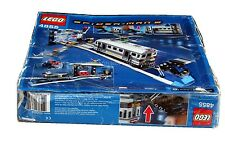 Lego SPIDER~MAN 2 Spider-Man's Train Rescue #4855 Building Toy Set Non-Mint Box