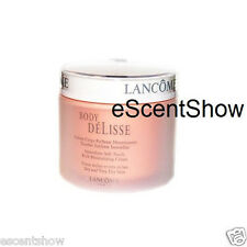 NIB LANCOME BODY DELISSE IMMEDIATE SOFT TOUCH RICH MOISTURIZING CREAM 6.8 OZ
