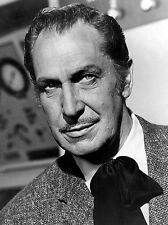 VINCENT PRICE 8X10 GLOSSY PHOTO PICTURE IMAGE #2