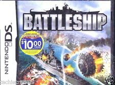 Battleship (Nintendo DS, 2012)  Factory Sealed  The $10 Movie $ is expired