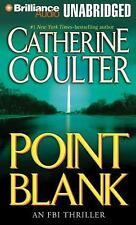FBI Thriller: Point Blank 10 by Catherine Coulter (2014, MP3 CD, Unabridged)