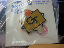 Georgia Tech Pin - Basketball
