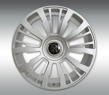 SPOFEC SP1 Silver Wheels with Tires - Rolls Royce Ghost / Wraith / Dawn