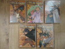 LOT Coffret Wild Arms – Intégrale complet 5 DVD comme NEUF Itsuro Kawasaki