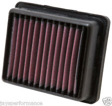 KT-1211 KTM 125 DUKE (11-14) K&N HIGH FLOW AIR FILTER ELEMENT
