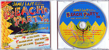 JAMES LAST ORCHESTRA Beach Party `95 feat World United 1995 GERMANY CD TOP! rare