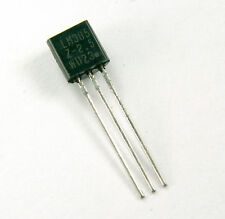 10pcs National Semiconductor LM385Z-2.5 TO-92   Voltage References, 2.5v