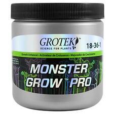 Grotek Monster Grow Pro 500 Grams - 500g g veg growth high nitrogen nutrient gro