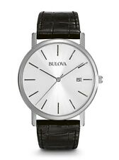 Orologio Bulova uomo Classic Collection men's watch vintage ref.96B104