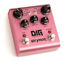 Strymon DIG delay dopplerganger  dual delay
