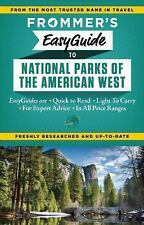 Frommer's EasyGuide to National Parks of the American West (Easy Guides), Laine,