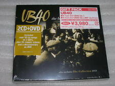 UB40 the best of Vol 1 &2 JAPAN 2 CD +DVD BOX GIFT PACK