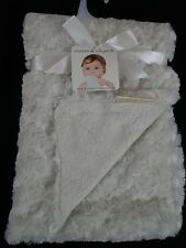 Blankets & Beyond Baby Blanket Gray Newborn Girl Boy