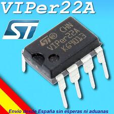 VIPer22A - Circuito Integrado DIP-8 ★Primary Switcher - ST -Integrated Circuit