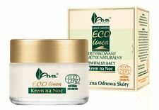 AVA Eco Linea rewitalizujący krem na noc/ Revitalizing night cream