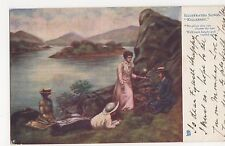 Killarney, Illustrated Songs, Tuck 1158 Postcard #7, A716
