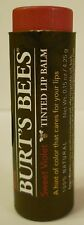 """BURT'S BEES TINTED LIP BALM, NEW SHADE: """"SWEET VIOLET"""" NEW IN-TUBE PACKAGING!"""