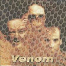 VENOM: Cast In Stone 2-CD! Original Slipcase + poster! 1998 Cleopatra Records