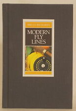 1994 BRUCE RICHARDS ~ MODERN FLY LINES First Edition Fly Fishing Reference Book
