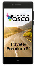 "Vasco Traveler Premium 5"" Electronic Voice Translator, GPS Navigation, Phone"