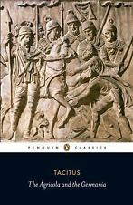 Agricola and the Germania (Penguin Classics)-ExLibrary