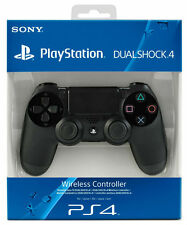 Official DualShock 4 Wireless Controller for PlayStation 4 - Jet Black
