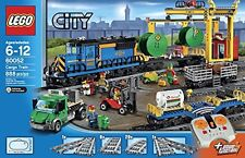 LEGO CITY 60052  CARGO TRAIN SET BOXSET   *BRAND NEW : SEALED : UNOPENED*