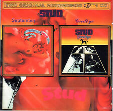 "Stud: ""September & Goodbye""  (2 on 1 CD)"