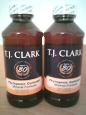 Authentic T.J. Clark Colloidal Mineral Concentrate - 2 pack - 4 oz. bottles