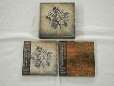 Anglagard (Änglagård) JAPAN 2 live titles Mini LP (SHM-)CD SS +PROMO BOX SET