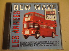 CD / LES ANNEES NEW WAVE