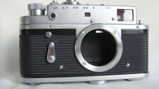 kmz zorki 4 body vintage film camera  rangefinder fed LEICA copy