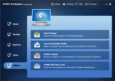 AOMEI Backupper Professional 4.0.2 + Free Lifetime Upgrades