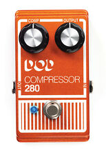 NEW DOD 280 COMPRESSOR ELECTRIC GUITAR EFFECTS PEDAL REISSUE