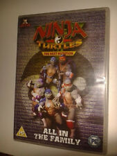 DVD TV * NINJA TURTLES - THE NEXT MUTATION ALL IN THE NEW FAMILY *