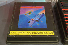 TURBO SET C NMS 3362 50 PROGRAMMI PER MSX INVIO 24/48H