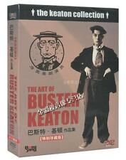 The Art of Buster Keaton Collection 30 Movie 11 DVD Box Set NEW & SEALED