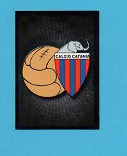 PANINI CALCIATORI 2008-2009- Figurina n.73-SCUDETTO/BADGE -CATANIA NEW