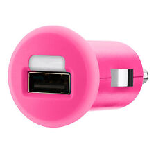 Belkin MIXIT 1 Amp iPhone / Samsung / BlackBerry Universal USB Car Charger Pink