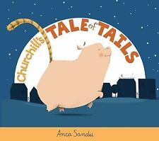 Churchill's Tale of Tails-ExLibrary