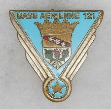 INSIGNE ARMEE DE L'AIR - Base Aérienne 121 - NANCY ESSEY - Mardini